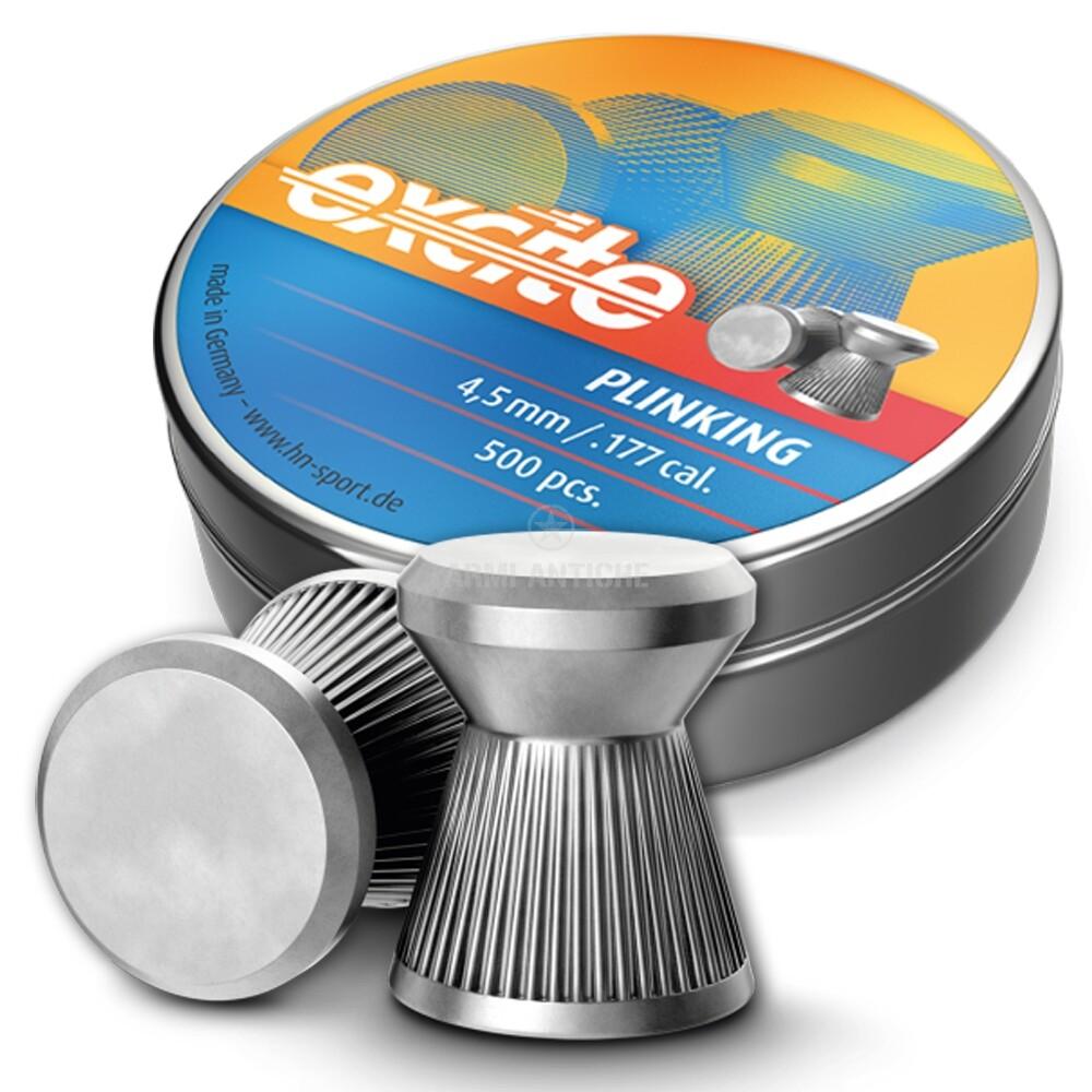 Piombini Excite Diabolo Plinking 4.5 mm  (.177) - 500pz - H&N (750303)