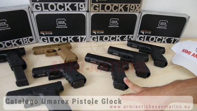 Collezione Glock Umarex