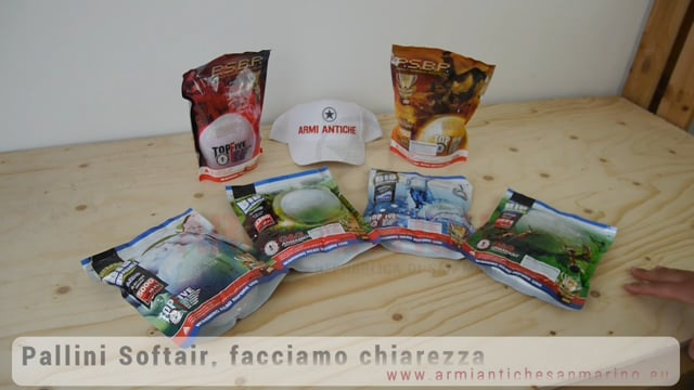 Pallini G&G da Softair - la selezione di Armi Antiche San Marino