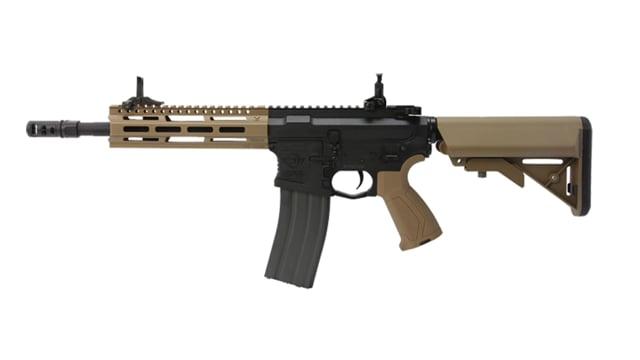 Fucile Softair elettrico CM16 Raider 2.0 Tan - G&G Offerta Combo Kit
