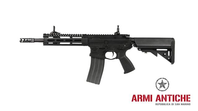 Fucile Softair elettrico CM16 Raider 2.0 Nero - G&G Offerta Combo Kit