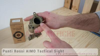 Red Dot Aimo Tactical Sight