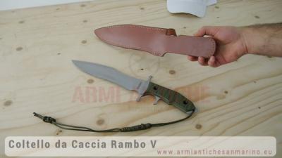 Pugnale di Rambo V - Coltello da Caccia