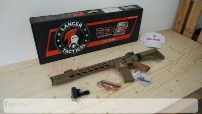 Fucile elettrico M4 SPR