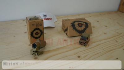 Aimo: Ingranditore Magnifier e Red Dot Olografico