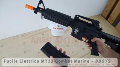 M733 Combat Marine Full metal elettrico DBOYS (3981M)