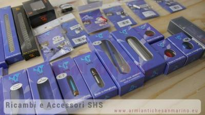 Ricambi e accessori SHS