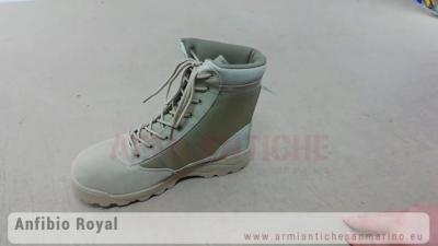 Anfibio Royal Military Tan