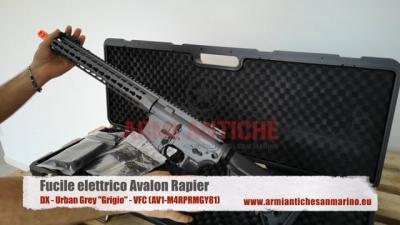 Fucile elettrico Avalon Rapier DX - Urban Grey