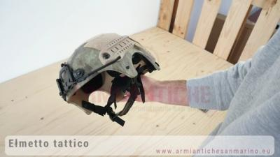 ELMO TATTICO SWAT MODELLO FAST URBAN
