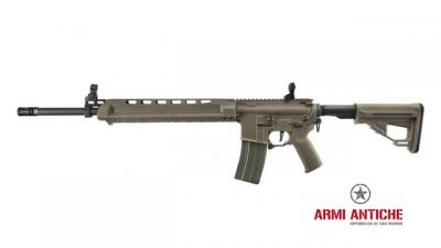 Fucile elettrico M4-L Tan Amoeba programmabile
