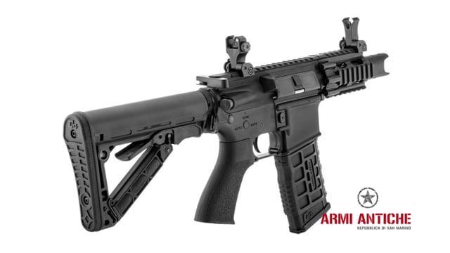 Fucile Softair elettrico M4 Fire Hawk HC05 High Speed G&G