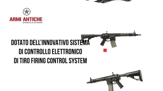 "Fucile elettrico M4 Hellbreaker SBR Advanced 10"" Sharps Bros"