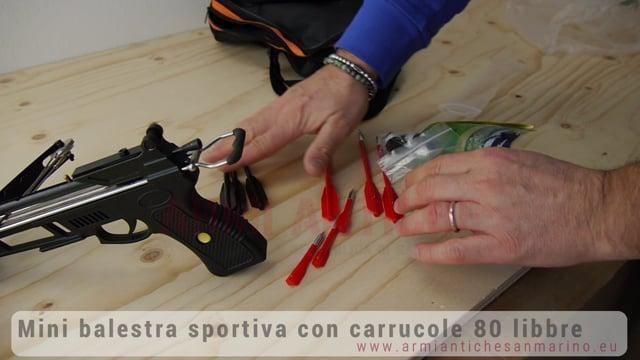 BALESTRA CARRUCOLE SACCA 80 LB
