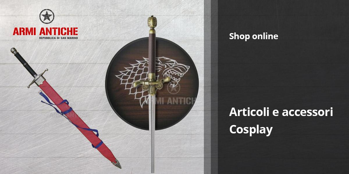 Articoli e accessori Cosplay