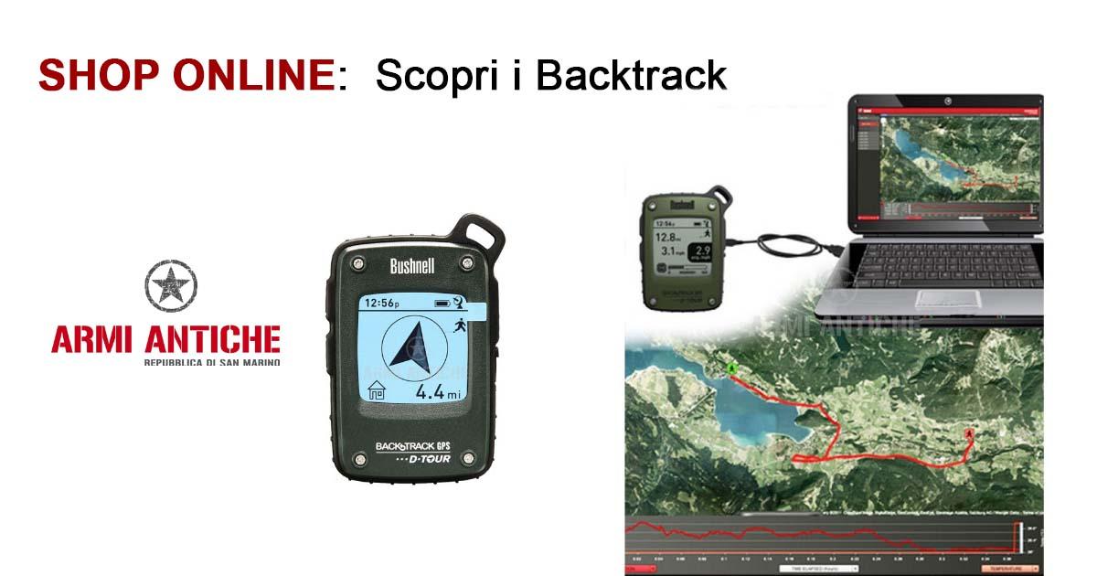 I backtrack: più di un semplice GPS