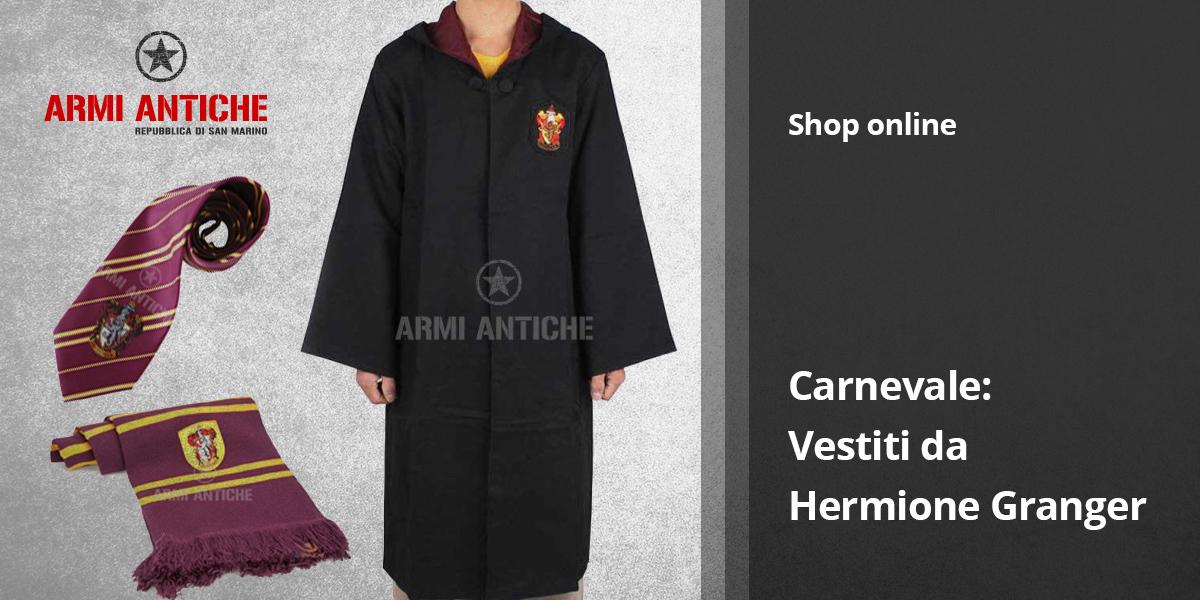 [Carnevale 2020] Vestiti da Hermione Grenger
