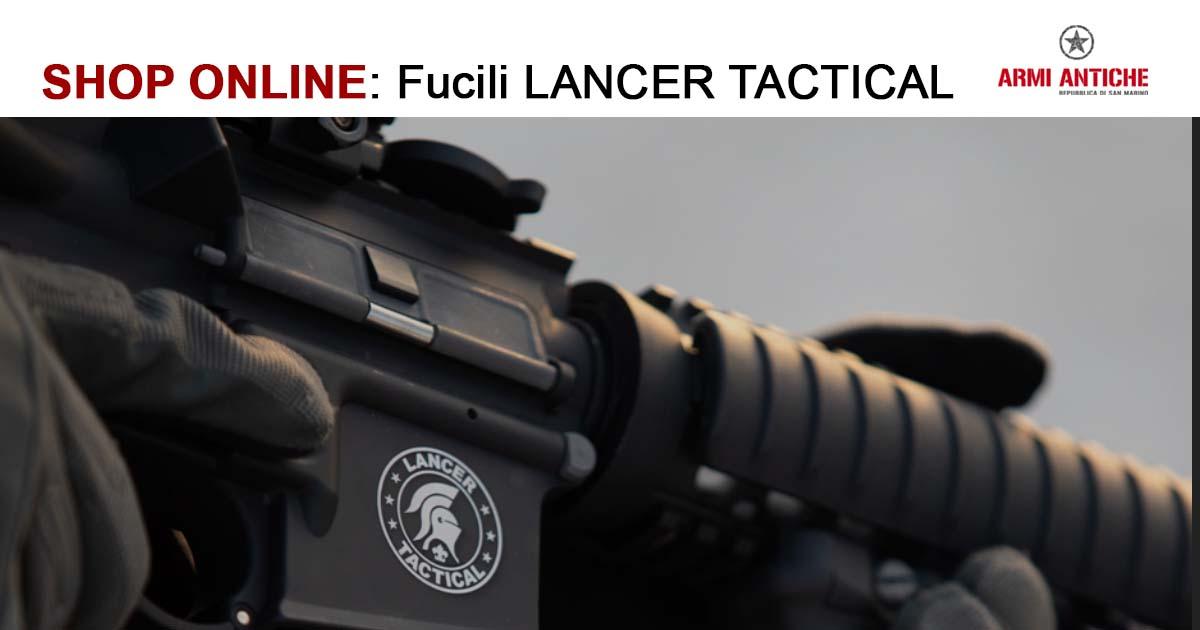 [Promozione] I Fucili Elettrici Lancer Tactical