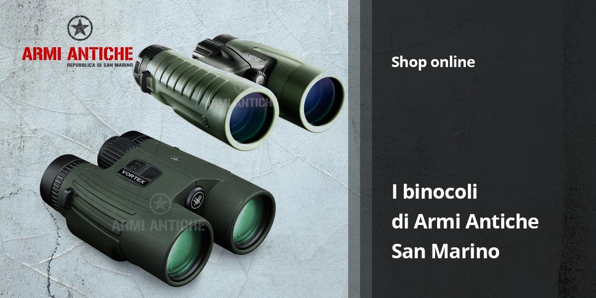 I Binocoli di Armi Antiche San Marino
