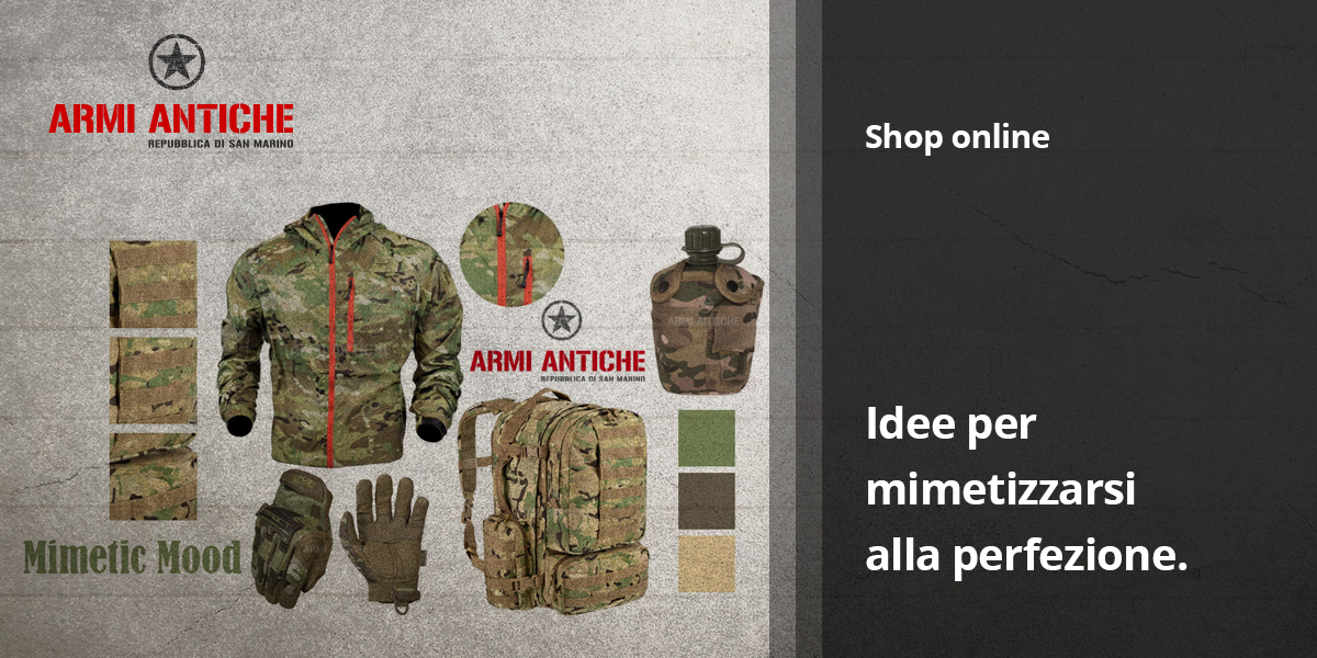 [Shop On Line] Idee per mimetizzarsi