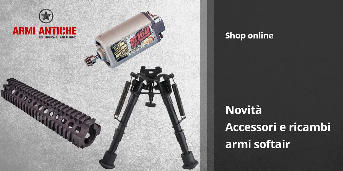 [Nuovi Arrivi] Accessori e ricambi Armi softair