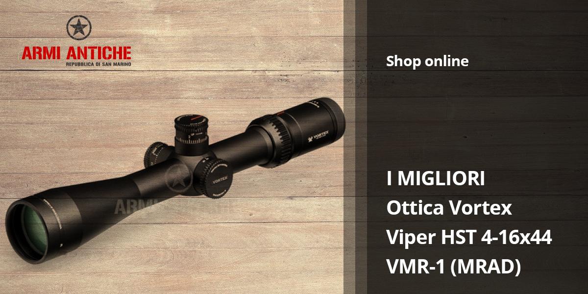 [I Migliori: Softair] Ottica Vortex Viper HST 4-16x44-VMR-1 (MRAD)